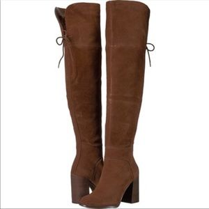NWT Steve Madden Novela knee high boots